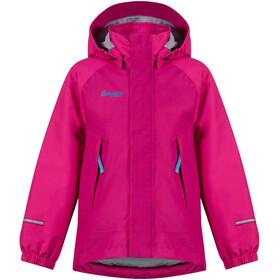 Bergans Kids Storm Insulated Jacket Cerise/Hot Pink/Light Winter Sky